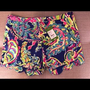 Lilly Pulitzer Magnolia shorts in Toucan Play